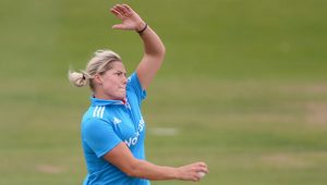 Katherine Brunt, the powerhouse of England Cricket. ©Getty Images