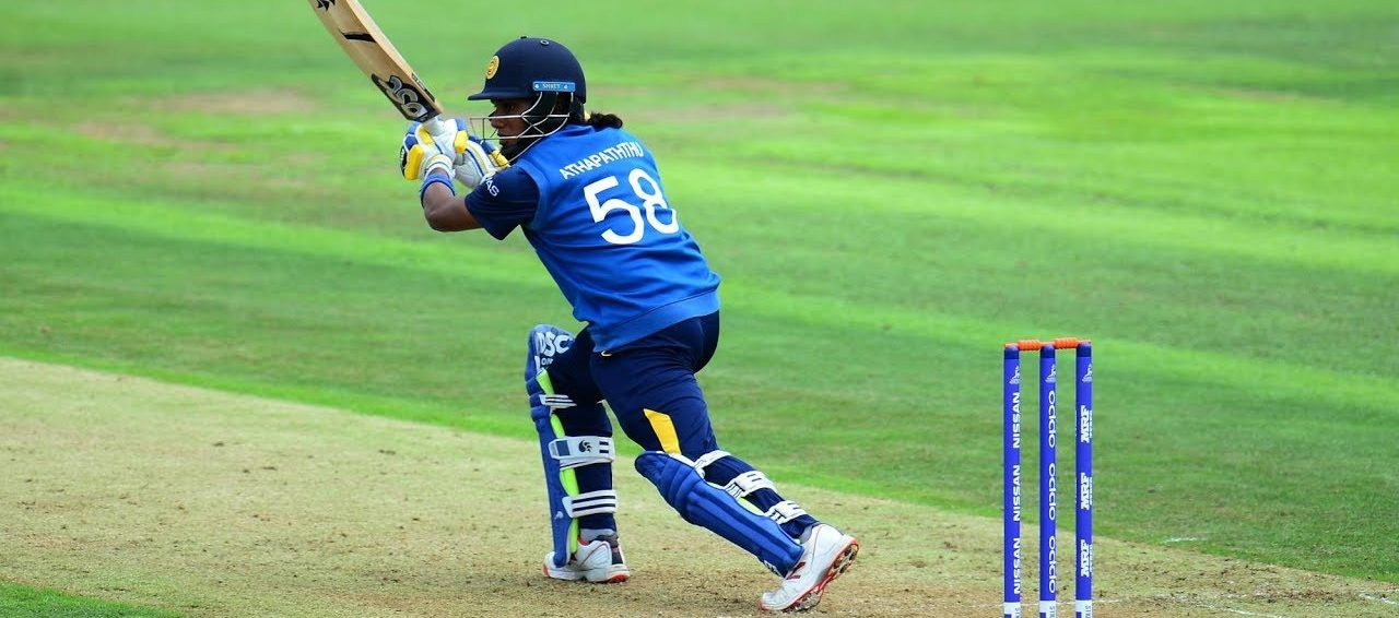 Chamari Atapattu in action. ©ICC