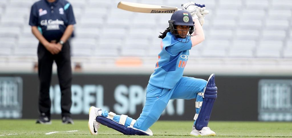 Jemimah Rodrigues in action. ©Getty Images