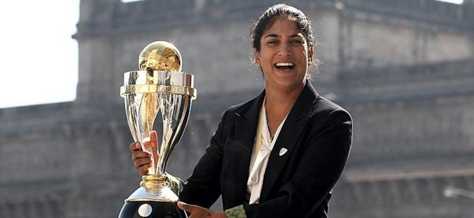 Lisa Sthalekar is a World Cup winner. ©Getty Images