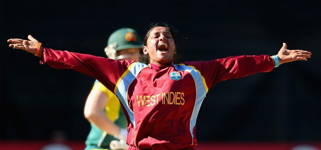 Anisa Mohammed reutnrs to the squad. ©Getty Images