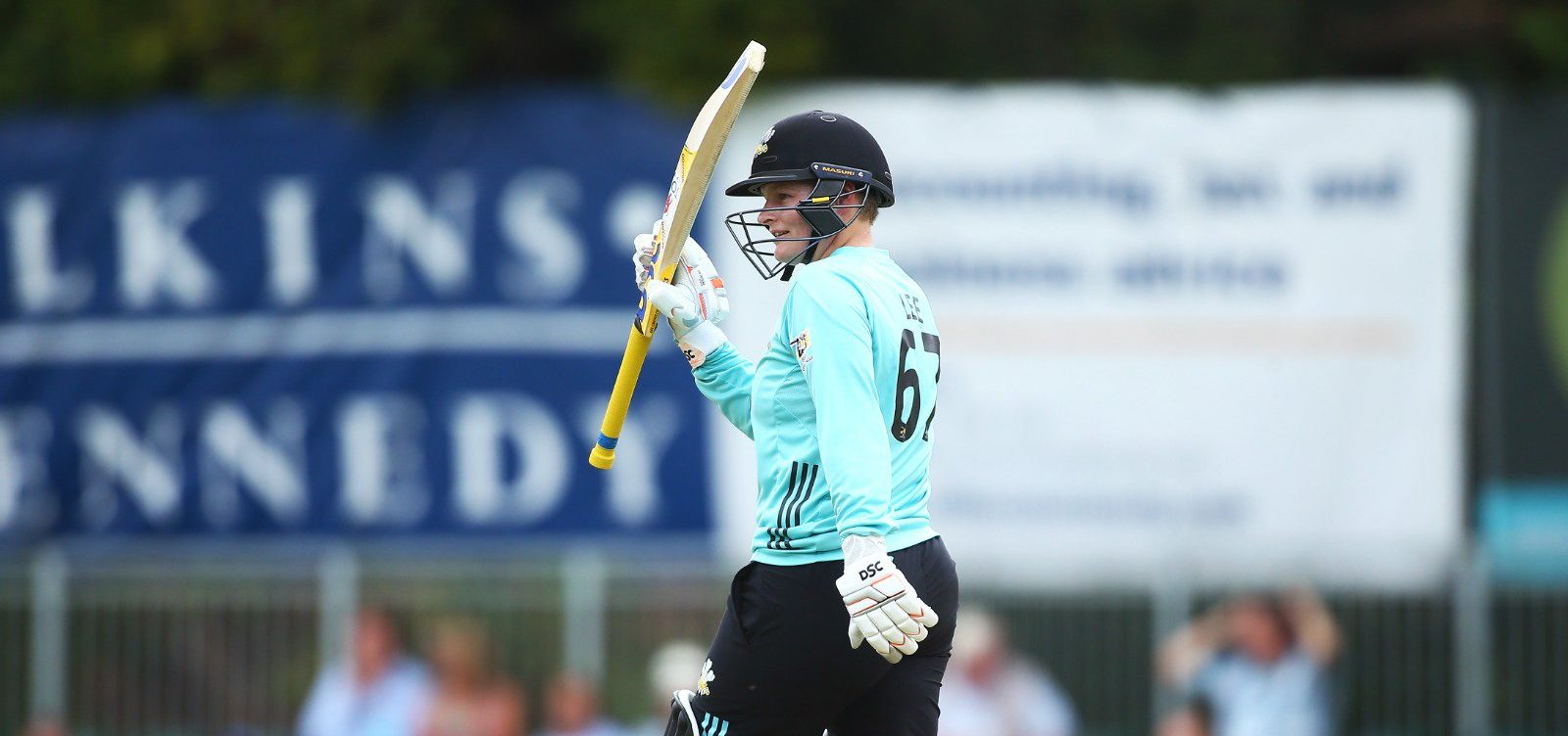Lizelle Lee's fifty headlined Surrey's previous win. ©Getty Images