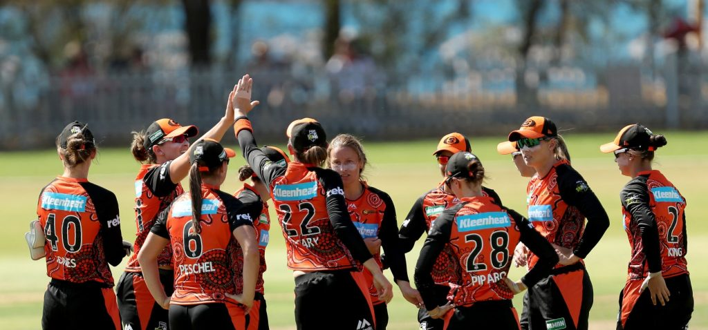 Perth Scorchers. © Getty Images