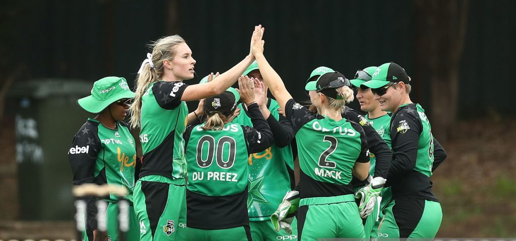 Melbourne Stars. © Getty Images