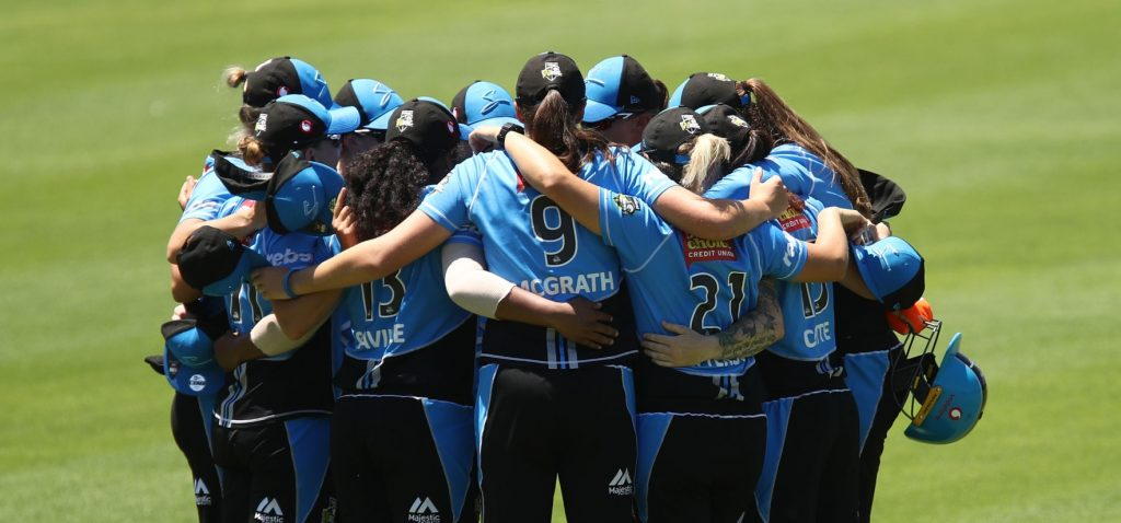 Adelaide Strikers. © Getty Images