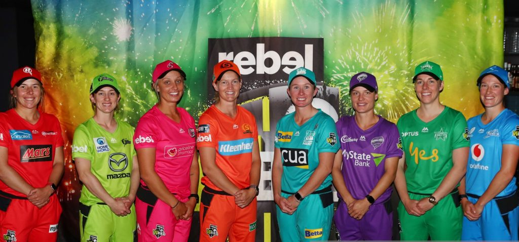 Eight teams will participate in the first-ever standalone edition of the WBBL. © Getty Images