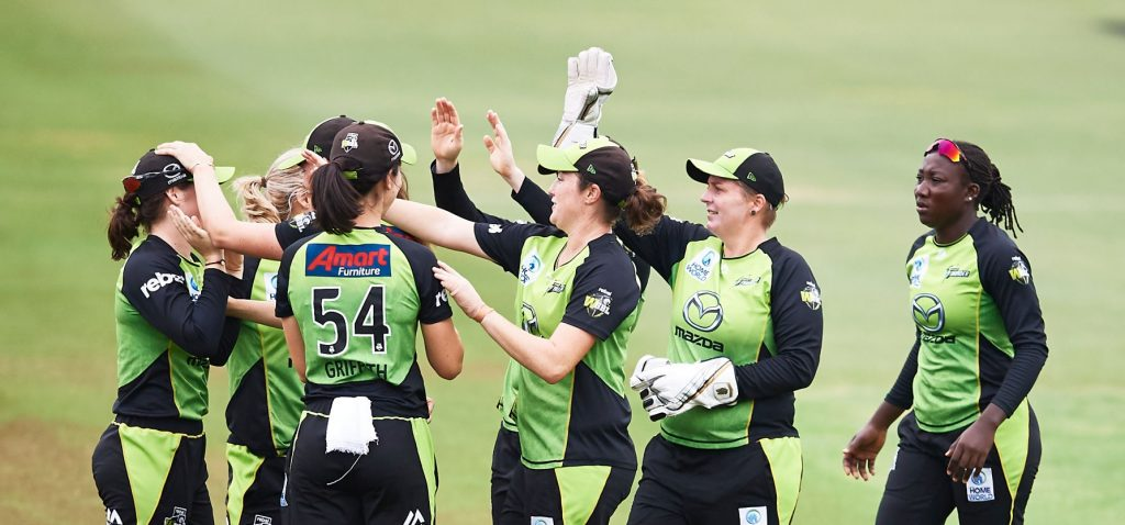 Sydney Thunder. © Getty Images