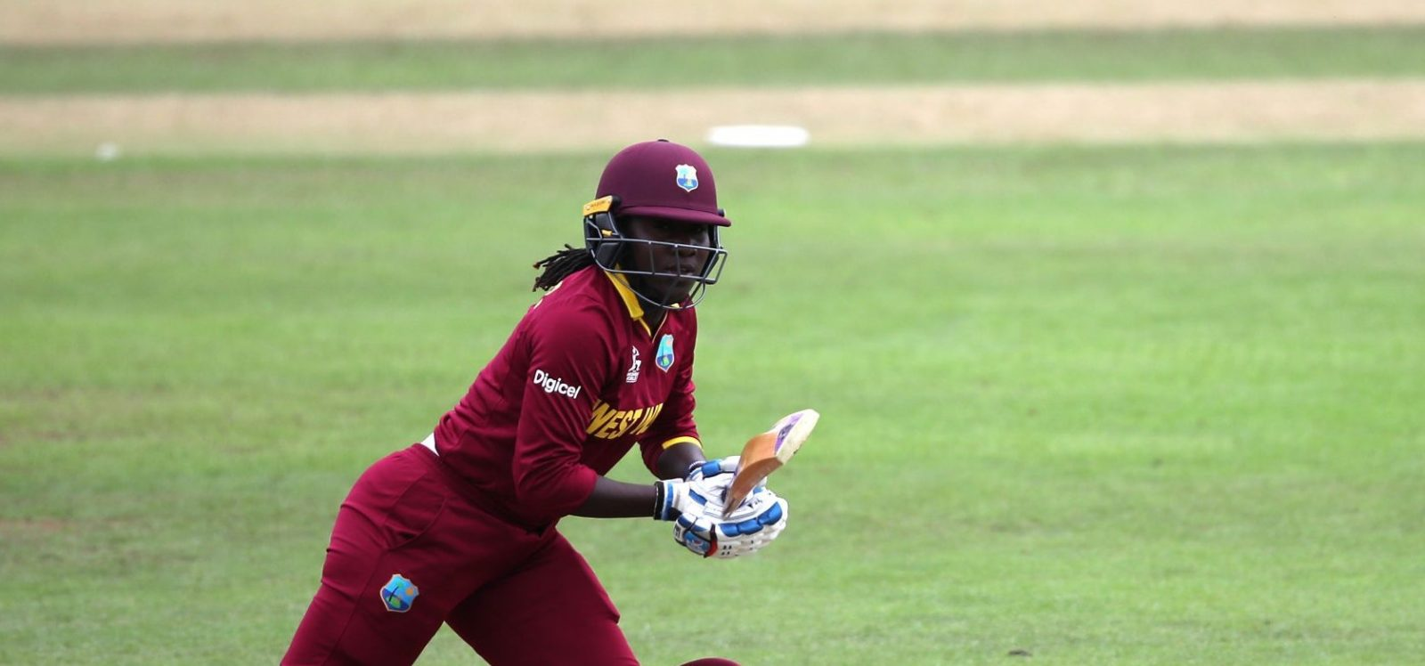 India will be wary of an in-form Stafanie Taylor, who seems to be waging a lone batter for West Indies. © Getty Images