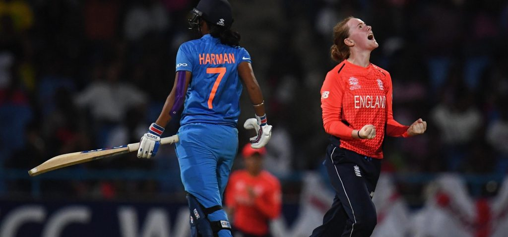 India's batting came a cropper against England in the 2018 semi-final. © ICC