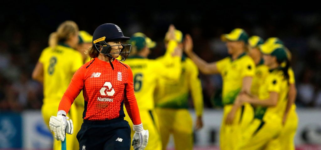 England were unable to find any answers against Australia last year. © Getty Images