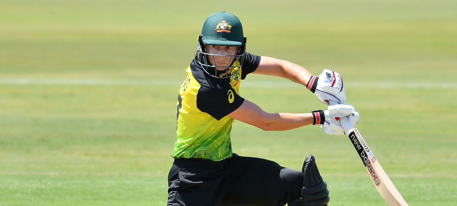 Meg Lanning in action. © Getty Images