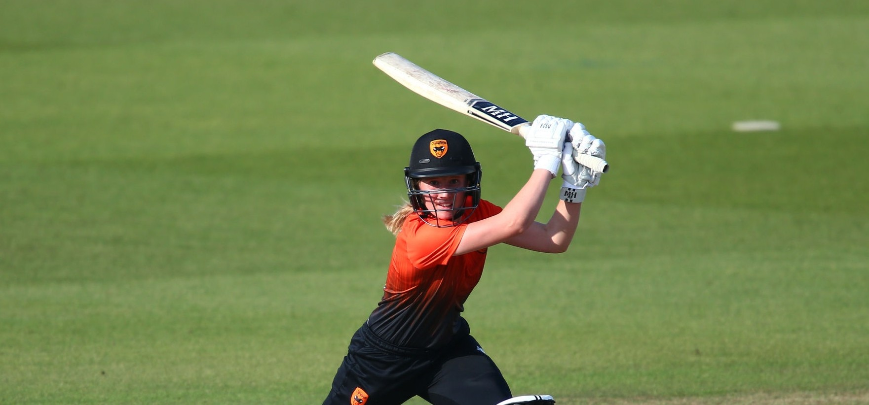 Emily Windsor in action for Southern Vipers.© Getty Images